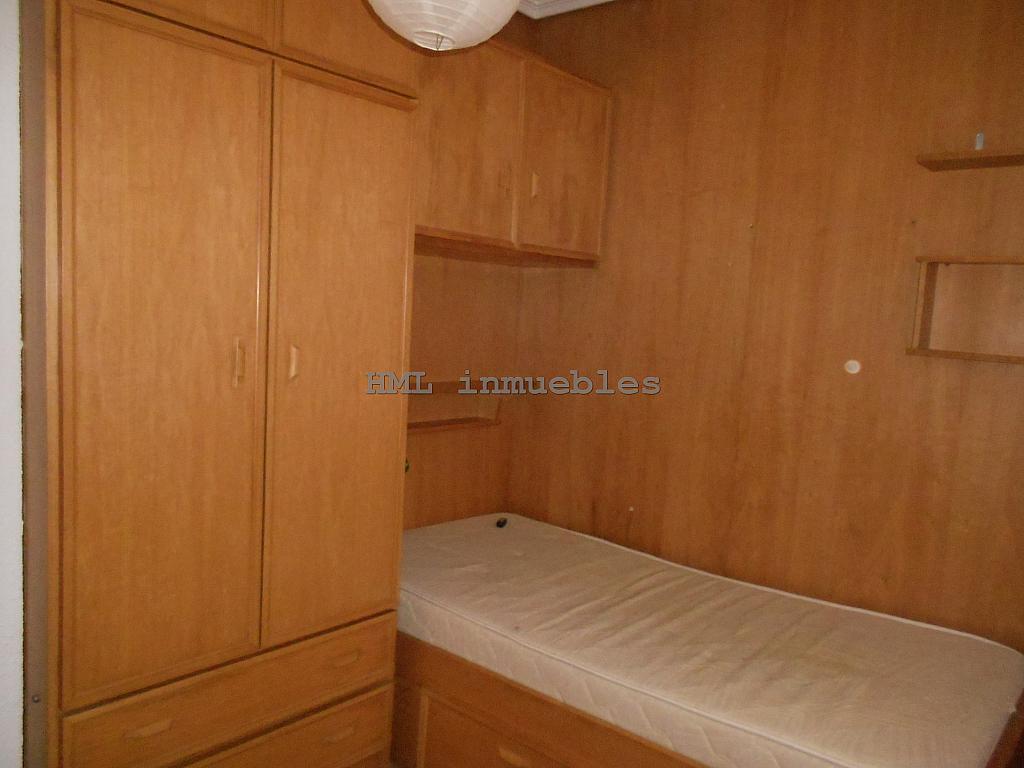 Dormitorio - Piso en alquiler en calle Malvarrosa, La Malva-rosa en Valencia - 254542346