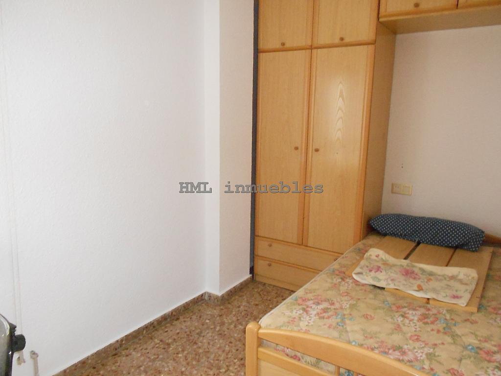 Dormitorio - Piso en alquiler en calle Malvarrosa, La Malva-rosa en Valencia - 254542351
