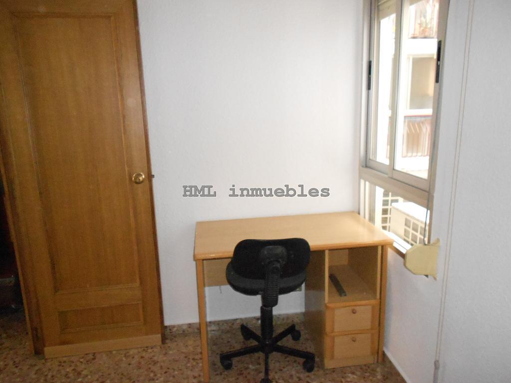 Dormitorio - Piso en alquiler en calle Malvarrosa, La Malva-rosa en Valencia - 254542359
