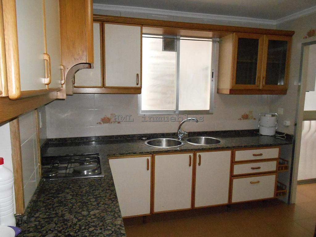 Cocina - Piso en alquiler en calle Malvarrosa, La Malva-rosa en Valencia - 254542368