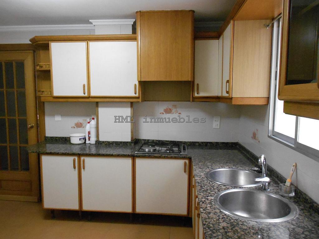 Cocina - Piso en alquiler en calle Malvarrosa, La Malva-rosa en Valencia - 254542369