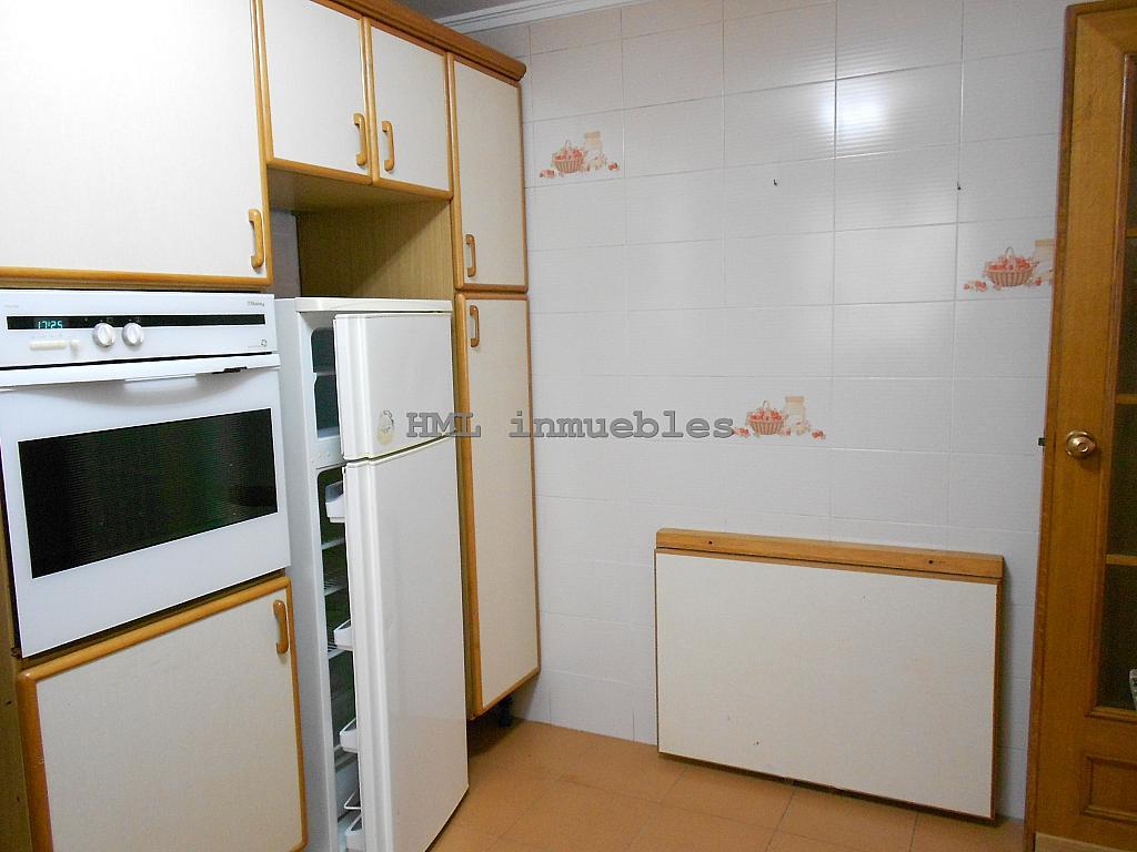 Cocina - Piso en alquiler en calle Malvarrosa, La Malva-rosa en Valencia - 254542370