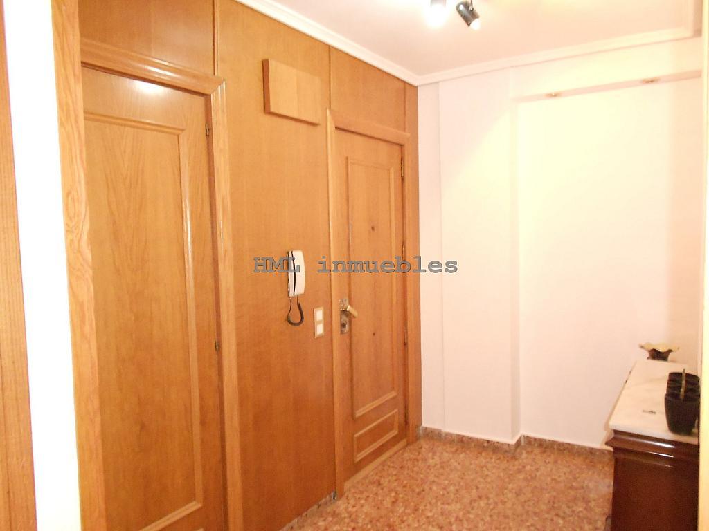 Vestíbulo - Piso en alquiler en calle Malvarrosa, La Malva-rosa en Valencia - 254542378