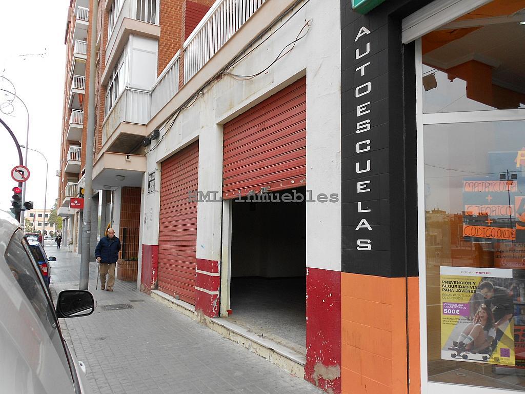 Fachada - Bajo en alquiler en calle Río Tajo, La Malva-rosa en Valencia - 254553992