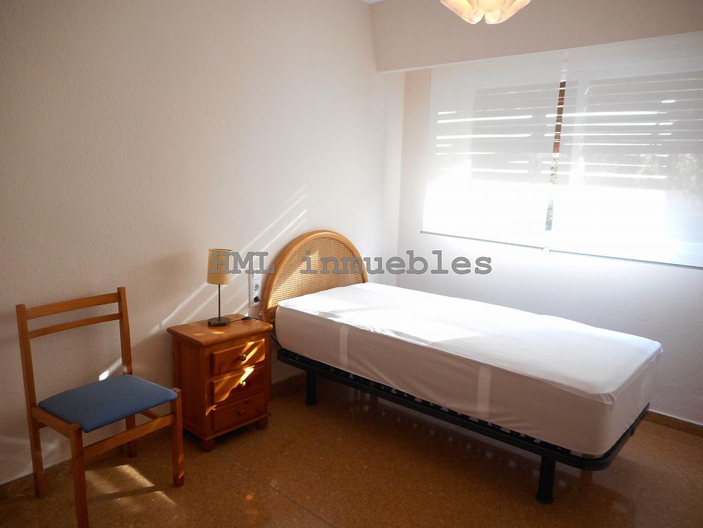 Dormitorio - Piso en alquiler en calle Palancia, La Carrasca en Valencia - 330146122