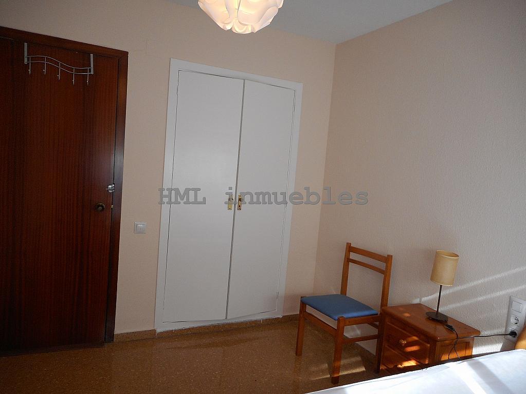 Dormitorio - Piso en alquiler en calle Palancia, La Carrasca en Valencia - 330146129