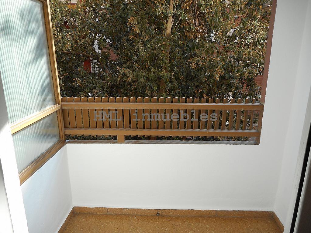 Balcón - Piso en alquiler en calle Palancia, La Carrasca en Valencia - 330146139