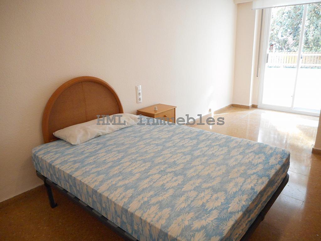 Dormitorio - Piso en alquiler en calle Palancia, La Carrasca en Valencia - 330146140