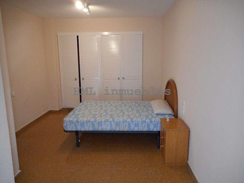Dormitorio - Piso en alquiler en calle Palancia, La Carrasca en Valencia - 330146141