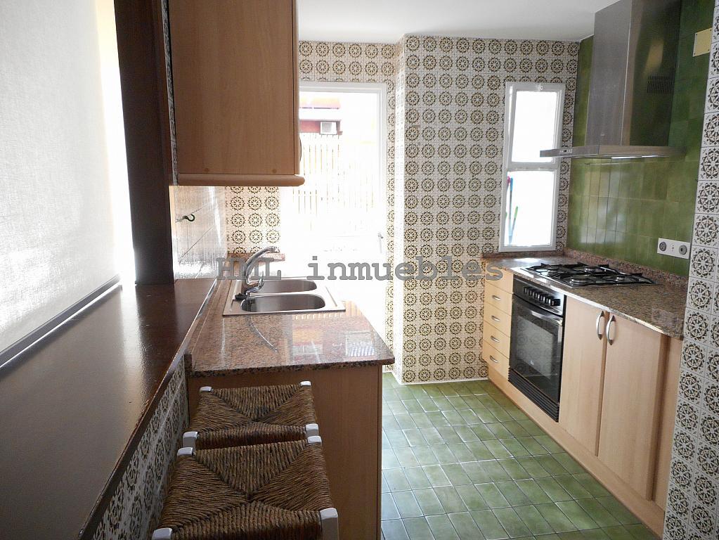Cocina - Piso en alquiler en calle Palancia, La Carrasca en Valencia - 330146147