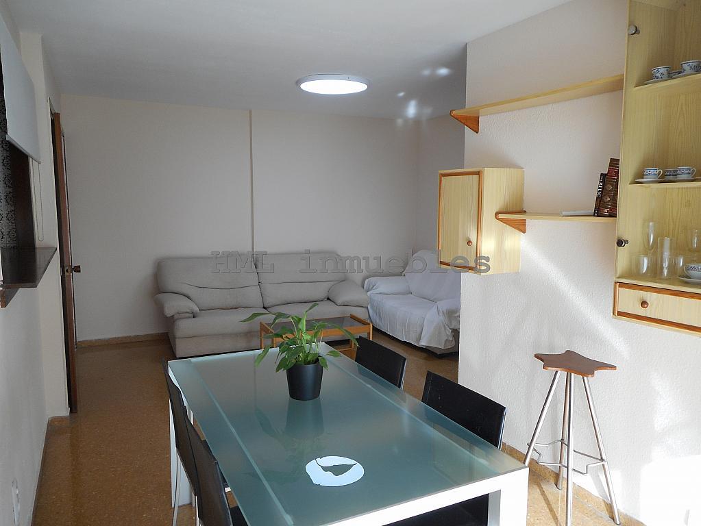 Salón - Piso en alquiler en calle Palancia, La Carrasca en Valencia - 330146167