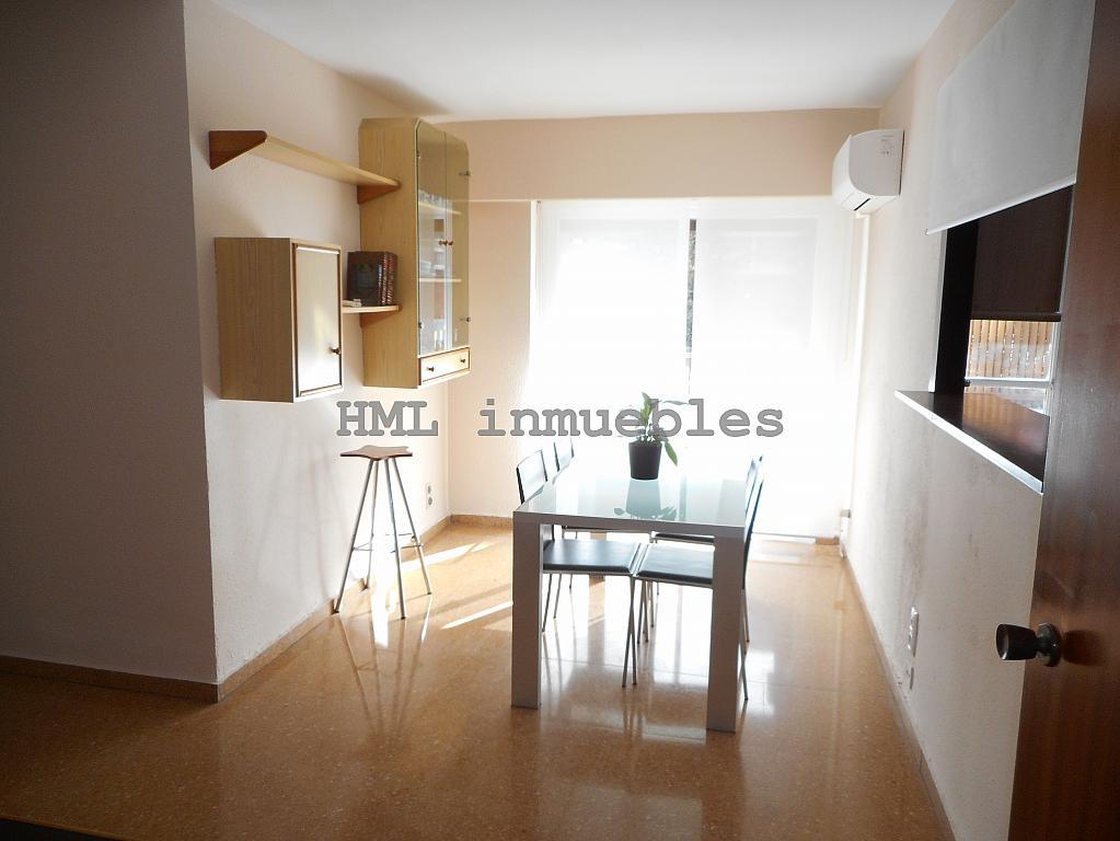 Salón - Piso en alquiler en calle Palancia, La Carrasca en Valencia - 330146168