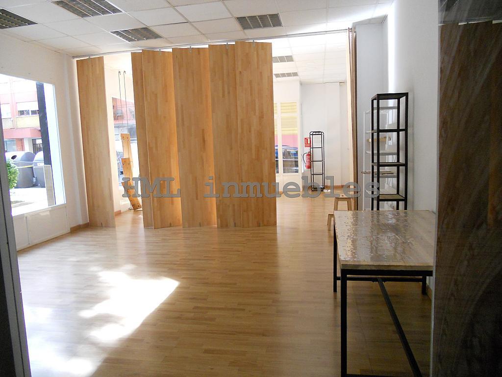 Local en alquiler en calle Cardenal Benlloch, Mislata - 332023369