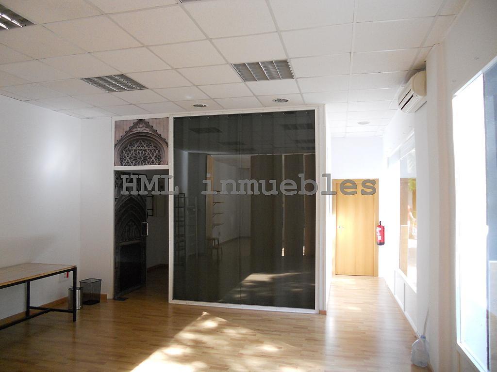 Local en alquiler en calle Cardenal Benlloch, Mislata - 332023371