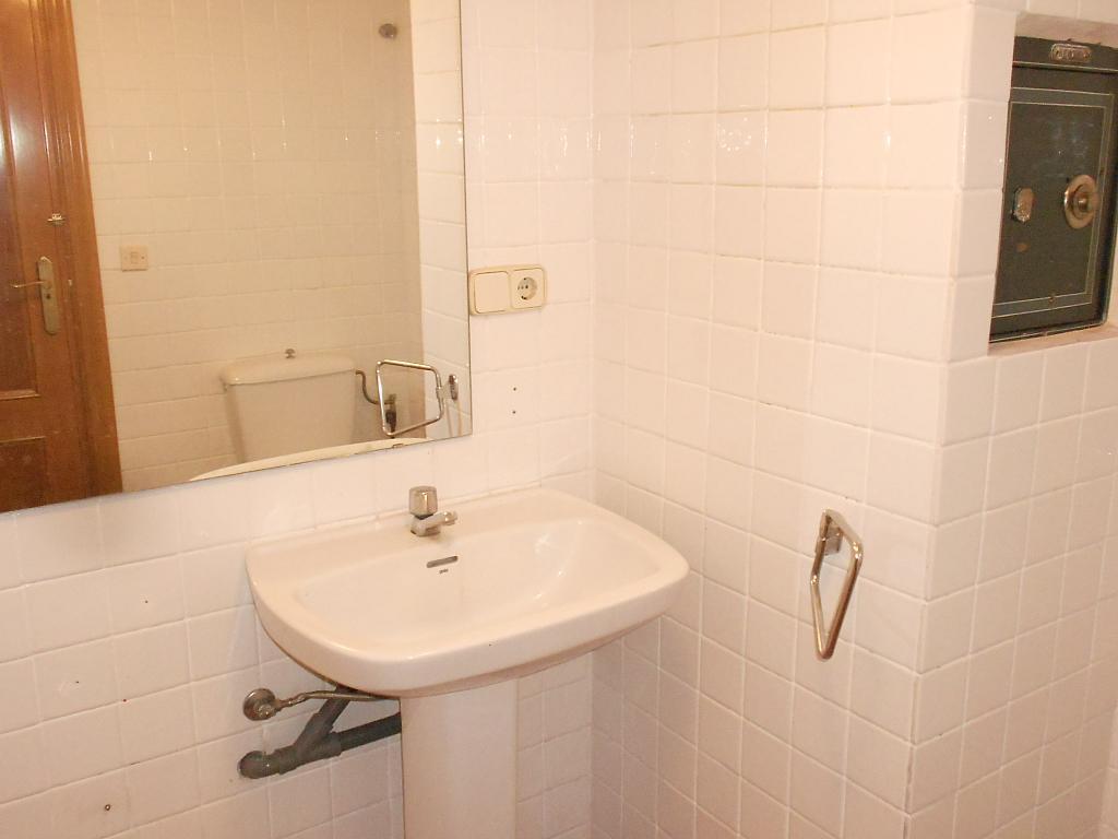 Baño - Despacho en alquiler en calle Yecla, L´Amistat en Valencia - 170482786