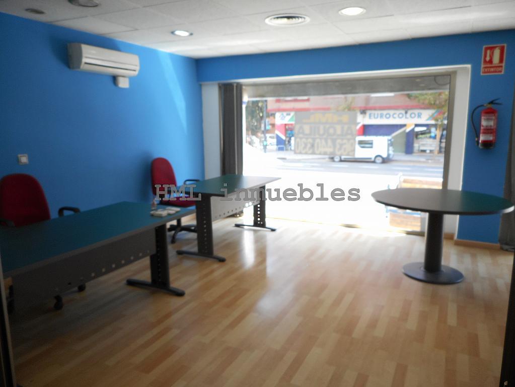 Local en alquiler en calle Archiduque Carlos, Patraix en Valencia - 328545041