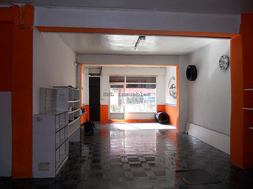 Local en alquiler en calle Marino Blas de Lezo, El Cabanyal- El Canyamelar en Valencia - 280715110