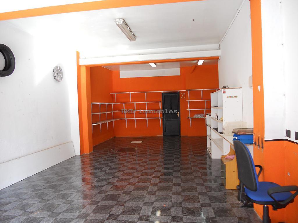 Local en alquiler en calle Marino Blas de Lezo, El Cabanyal- El Canyamelar en Valencia - 280715114