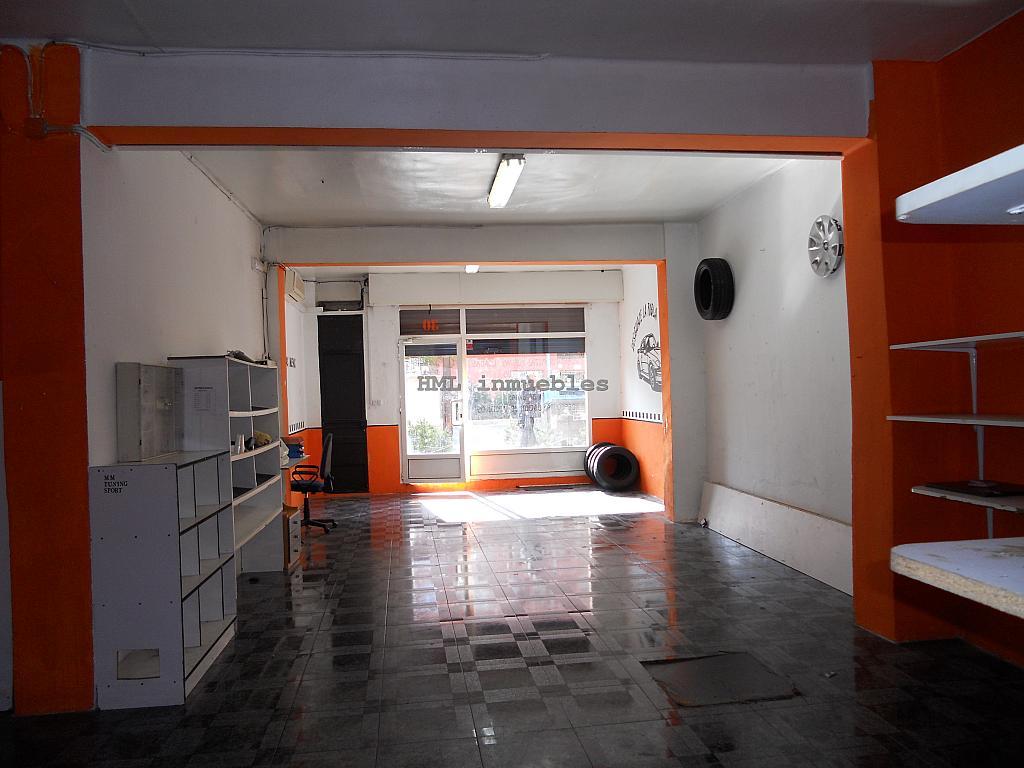 Local en alquiler en calle Marino Blas de Lezo, El Cabanyal- El Canyamelar en Valencia - 280715155
