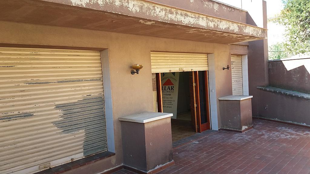 Patio trasero - Local en alquiler en rambla Generalitat, Centre en Sant Sadurní d´Anoia - 266026011
