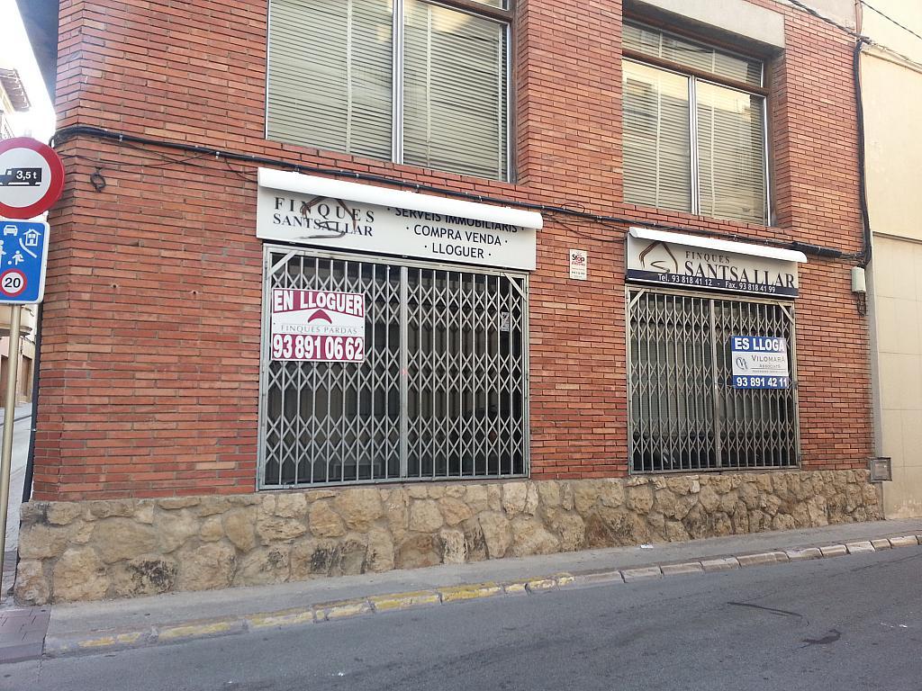 Local en alquiler en calle Sant Antoni, Centre en Sant Sadurní d´Anoia - 203280912