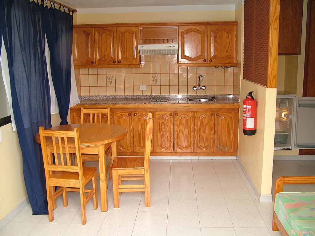 Cocina - Piso en alquiler en calle San Antonio, Breña Baja - 126460980