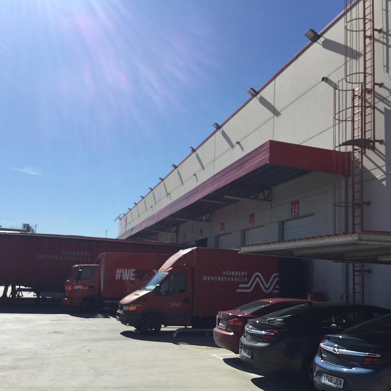 Vistas - Nave industrial en alquiler en calle De Los Artesanos, San Fernando de Henares - 251914529