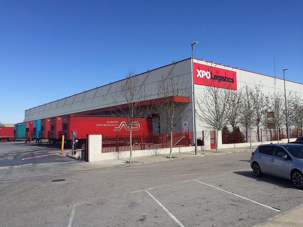 Fachada - Nave industrial en alquiler en calle De Los Artesanos, San Fernando de Henares - 252368608