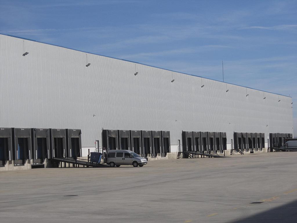 Fachada - Nave industrial en alquiler en calle Central, Aeropuerto en Madrid - 224228941