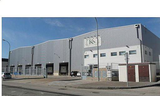 Fachada - Nave industrial en alquiler en calle De Alovera, Cabanillas del Campo - 290306205