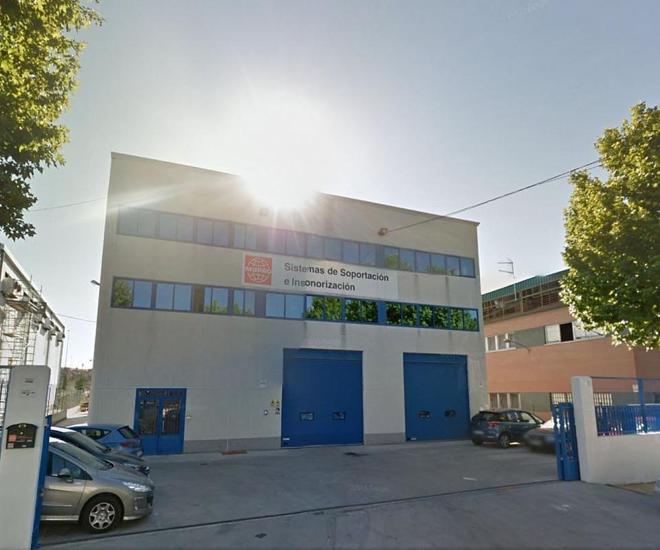 Fachada - Nave industrial en alquiler en calle Marquetería, Sur-Este en Móstoles - 300931670