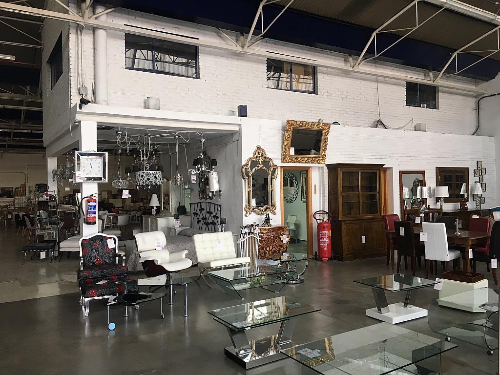 Vistas - Nave en alquiler en calle De Castilla, San Fernando de Henares - 342540737