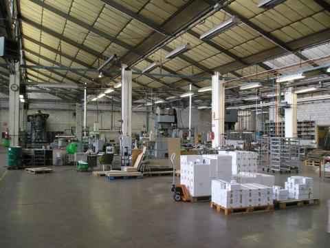 Vistas - Nave industrial en alquiler en calle De Hormigueras, Ensanche de Vallecas en Madrid - 24064165