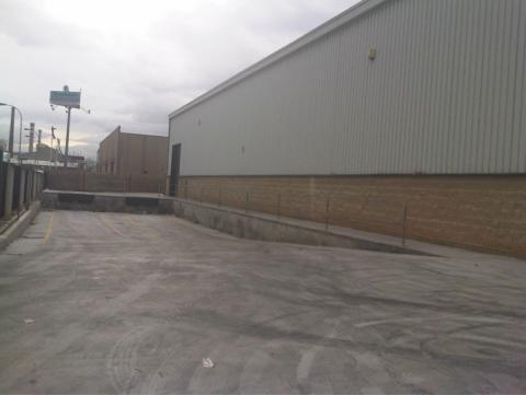 Patio - Nave industrial en alquiler en calle De Milán, Azuqueca de Henares - 31830881