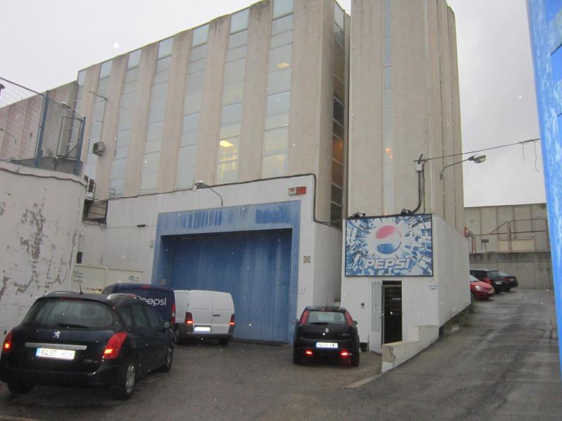 Fachada - Nave industrial en alquiler en calle Torres Quevedo, Norte en Alcobendas - 52503124