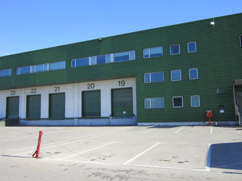 Fachada - Nave industrial en alquiler en calle De la Cañada, Coslada - 54591673