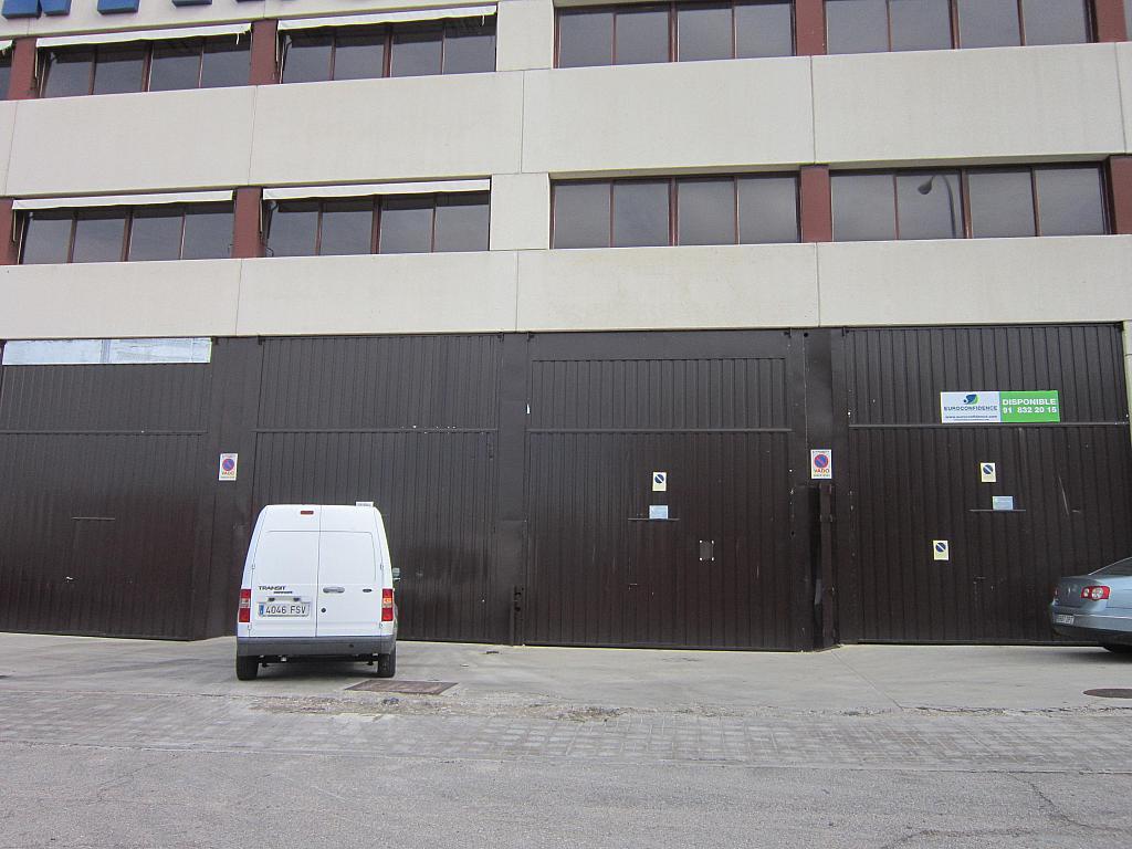 Fachada - Nave industrial en alquiler en calle Mario Rosso de Luna, Aeropuerto en Madrid - 125301930