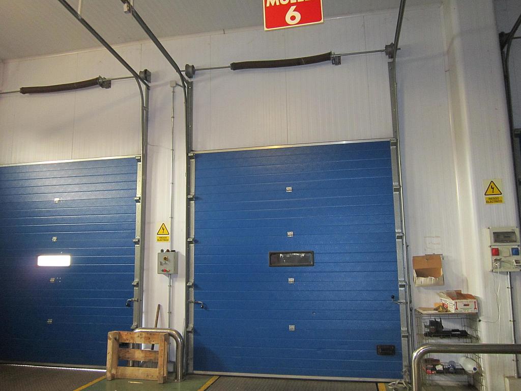 Fachada - Nave industrial en alquiler en calle Campezo, Aeropuerto en Madrid - 125610862