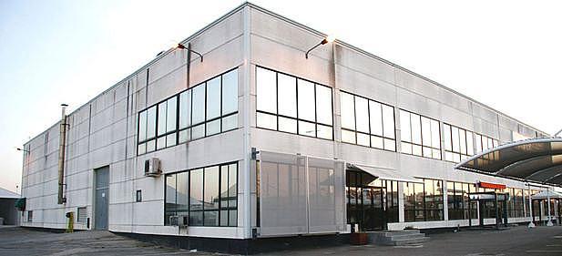 Fachada - Nave industrial en alquiler en calle De la Constitución, Torrejón de Ardoz - 127940760