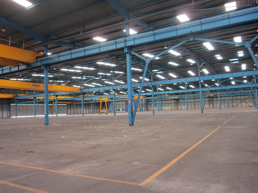 Vistas - Nave industrial en alquiler en calle Sector, Esquivias - 145751519