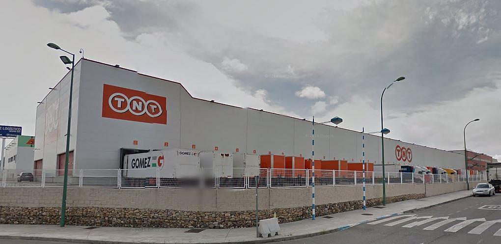 Fachada - Nave industrial en alquiler en calle De la Tenacidad, Getafe Norte en Getafe - 162524652