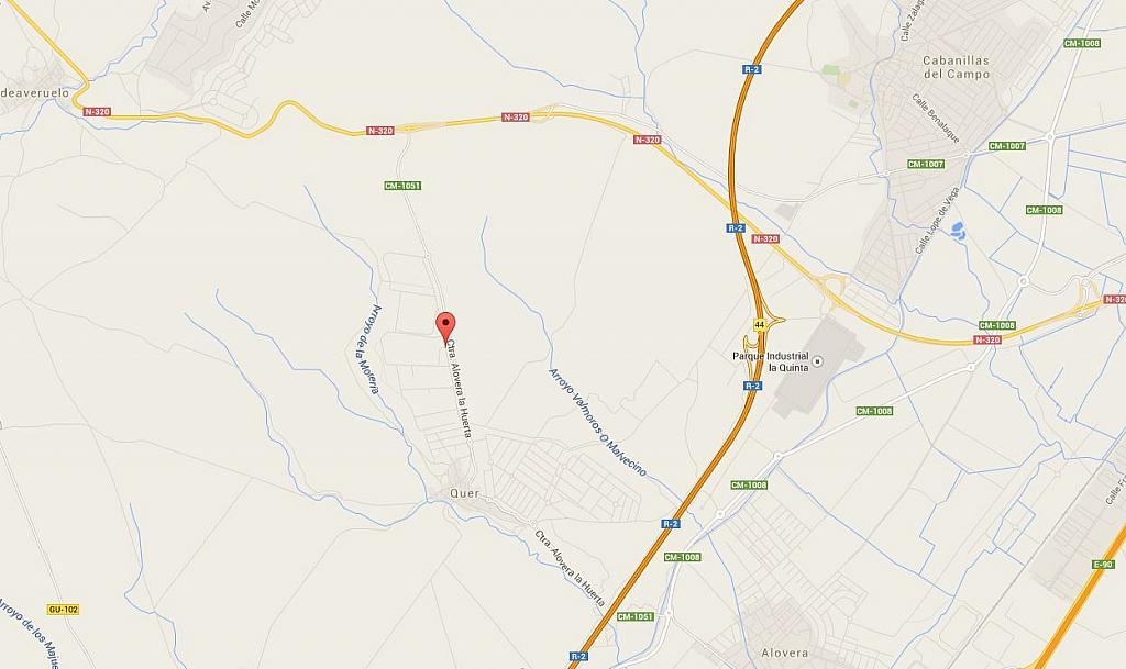 Nave industrial en alquiler en calle Vega del Henares, Quer - 170868097