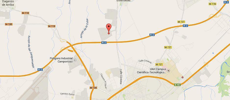 Nave industrial en alquiler en calle Guadalquivir, Camarma de Esteruelas - 179829864