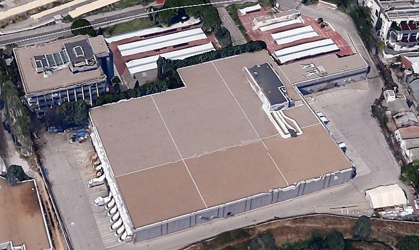 Fachada - Nave en alquiler en calle De la Industria, Norte en Alcobendas - 199713340