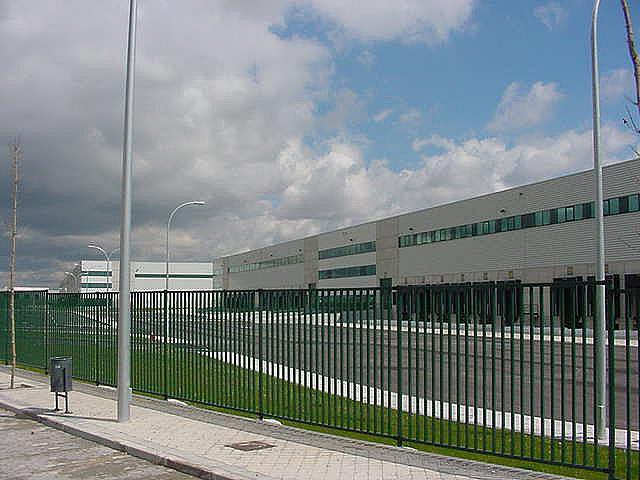 Fachada - Nave en alquiler en calle Francisco Rabal, Garena en Alcalá de Henares - 224231532