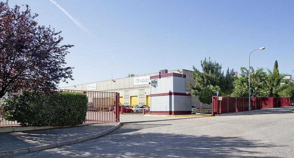 Fachada - Nave en alquiler en calle De la Cañada, Coslada - 232483520