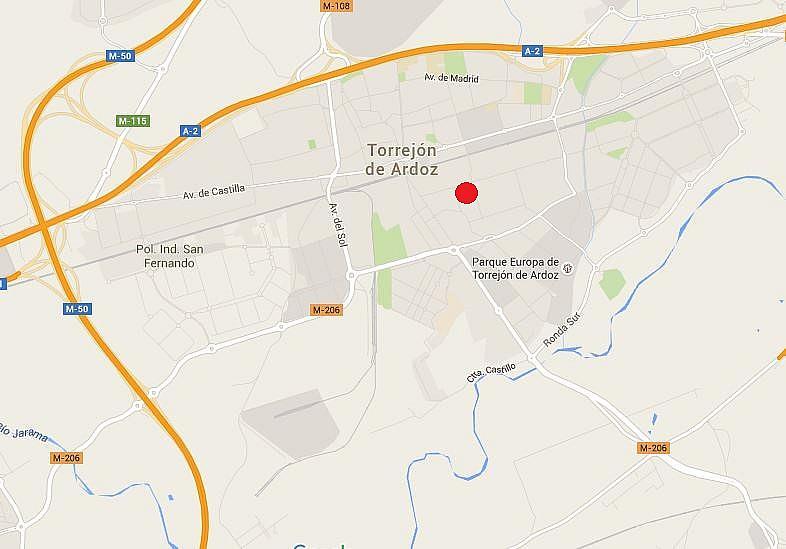 Plano - Nave en alquiler en calle La Solana, Torrejón de Ardoz - 240634024