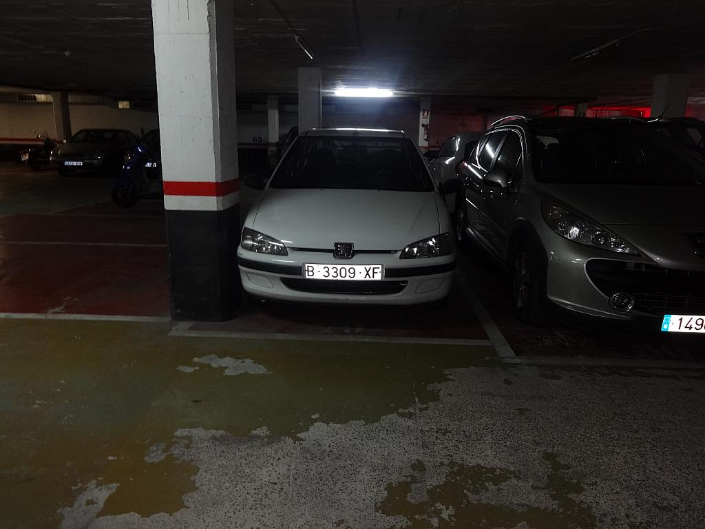 Parking en alquiler en calle Carrasco y Formiguera, Santa Eulàlia en Hospitalet de Llobregat, L´ - 268607795