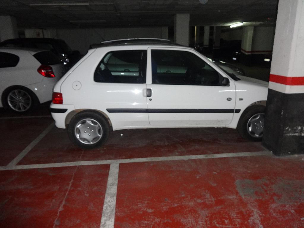 Parking en alquiler en calle Carrasco y Formiguera, Santa Eulàlia en Hospitalet de Llobregat, L´ - 268607797