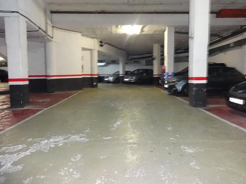 Parking en alquiler en calle Carrasco y Formiguera, Santa Eulàlia en Hospitalet de Llobregat, L´ - 268607800